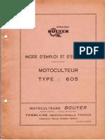 Bouyer 605A