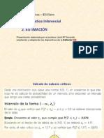 Estimacion por intervalos (Estadistica)