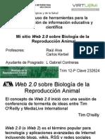 Mi sitio Web 2.0 sobre Biología de la Reproducción Animal