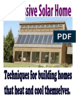 Sofar energy ln your home-Passive-Solar-Home.