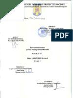 PS-07 Procedura de sistem privind Managementul riscului .pdf