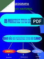 6 - Tipos de Climas a Nivel Mundial Quentes Temperados e Frios FILEminimizer