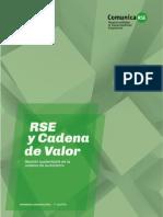 Se presentó la investigación 2013 de ComunicaRSE sobre RSE y Cadena de Valor