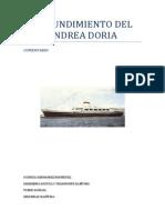 El Hundimiento Del Andrea Doria