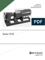 1510 Pump Installation