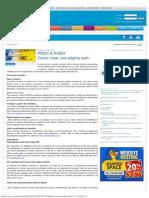 PASO A PASOComo crear una página web - Hoy Digital