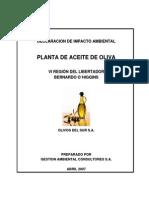 DIA Planta Aceite Oliva Olisur