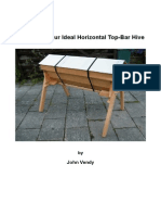 Designing Your Ideal Horizontal Top-Bar Hive