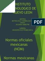 57096088 4 5 Normas Oficiales NOM y NMX
