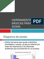 10. Herramientas básicas para seis sigma