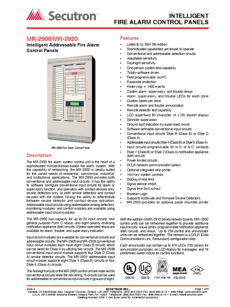 Fantastic Fire Alarm Circuit Styles Festooning - Wiring Standart ...