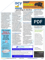 Pharmacy Daily for Tue 05 Nov 2013 - PBS spending in decline, New MA chairman starts, 01 Dec prices unveiled, Guild Update and much more