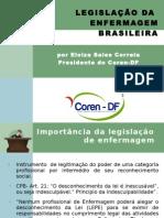 Legislacao Da Enfermagem Brasileira