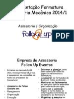 Apresentação Engenharia Mecanica UFES 2014-1