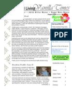 Vanilla Times Aug 2009