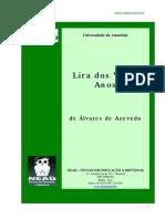 Lira Dos Vinte Anos (Alvares de Azevedo)