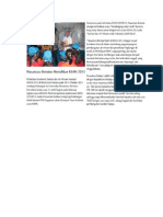 Nusantara Bertutur Berkiprah dalam Konperensi Sanitasi dan Air Minum Nasional (KSAN) 2013