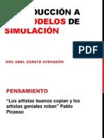 01 Introducción a los Modelos de Simulación