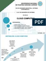 Diapositiva Cloud Computing