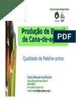 SLIDE Producao Etanol