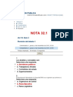Act.10 Quiz Unidad II
