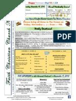 Faith Christian Church Burlington NC November 6, 2013 News.pdf