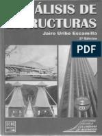 Análisis de estructuras - Jairo Uribe Escamilla (hasta el cap4)