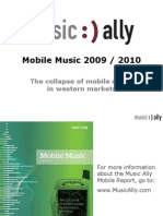 MusicAlly Mobile Report 09
