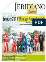 Meridiano Juvenil - Windsor Royal School
