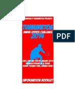 2014 Tuwharetoa Marae Sports Information Booklet