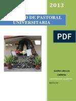 Responsabilidad Social o Pastoral Universitaria