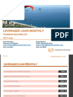 Leveraged Loan Monthly