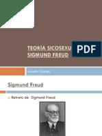 Teoria Sicosexual de Sigmund Freud
