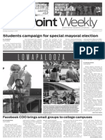 The Point Weekly - 11.4.2013