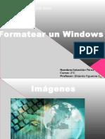 Formatear Windows