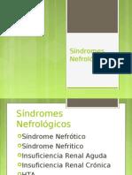 Sindromes Nefrológicos