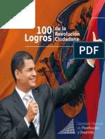 100 Logros de la Revolución Ciudadana
