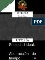 Utopía de Tomas Moro