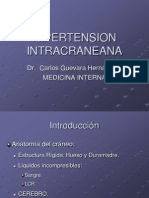 Hipertension Intracraneana. Dr. Guevara2.ppt