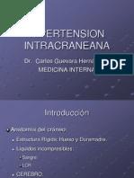 Hipertension Intracraneana. Dr. Guevara2.ppt