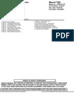 9537 Chassis J8 Manual de Servicio