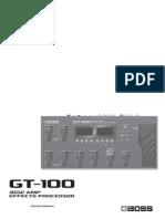 Gt-100 Parameter Pt Ok