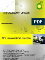 BP Management Plan
