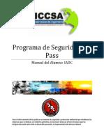 Principios de Seguridad Rig Pass (IADC)