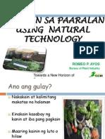 BPI_Gulayan sa paaralan using natural technology.ppt