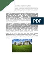 Desarrollo monumentos mgegalíticos