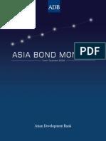 Asia Bond Monitor - First Quarter 2009