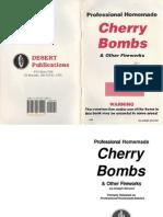 Joseph Abrusci - Professional Homemade Cherry Bombs