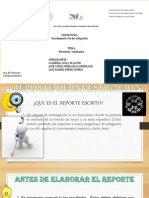 Presentar Resultados(REPORTE)
