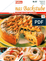 Backen Aktuell #087 - Aus Omas Backstube